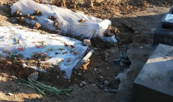رئیس شورای شهر صحنه: ساماندهی قطعه دفن شدگان کرونایی آرامستان صحنه در حال اجراست