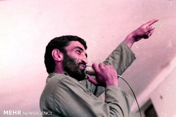 روزی که حاج احمد متوسلیان در اورامان گریست