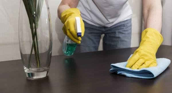 چگونه ویروس سرماخوردگی را از خانه پاک کنیم؟