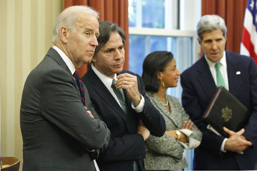 دیپلماسی آمریکا در دوربرگردان