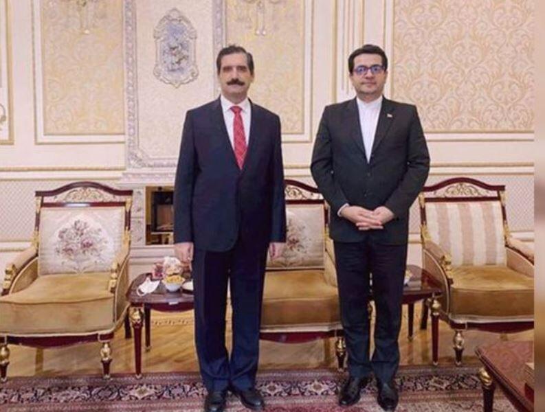 سفیران ایران و ترکیه وضعیت قره باغ را بررسی کردند
