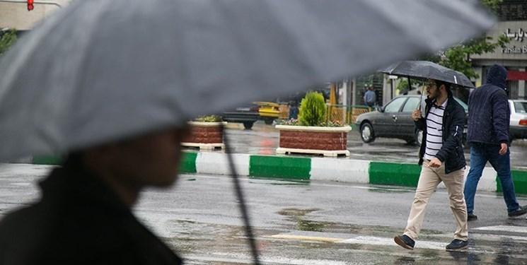 سامانه بارشی، ساعات پایانی امشب وارد فارس میشود