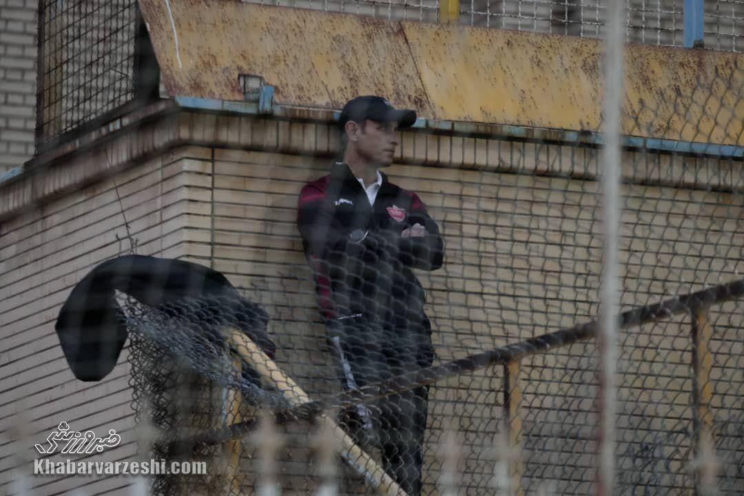 یحیی گلمحمدی از کوره در رفت!