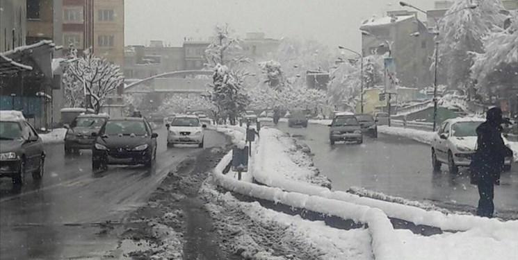 هشدار طغیان رودخانهها و کولاک برف در 6 استان