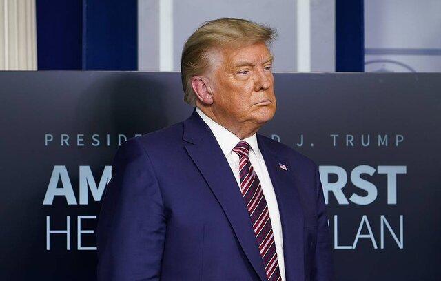 دلخوری ترامپ از رسانه ها پایان ندارد