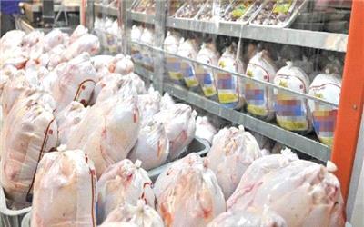 تهرانیها زودتر به مرغ گرم میرسند