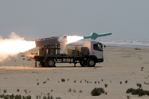 غافلگیری دشمن با موشکهای کروز ایرانی