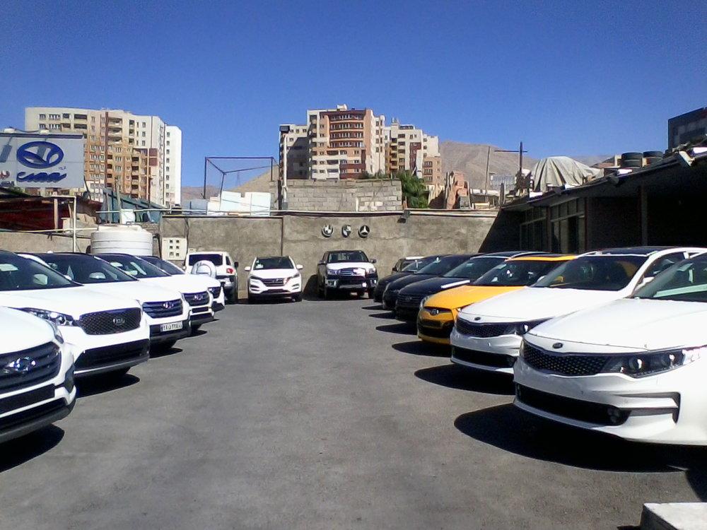 بازار سنگین خودرو؛ فروشندگان بیشتر شدند