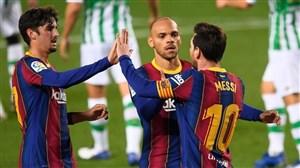 رسمی؛ توافق ستارههای بارسلونا با باشگاه