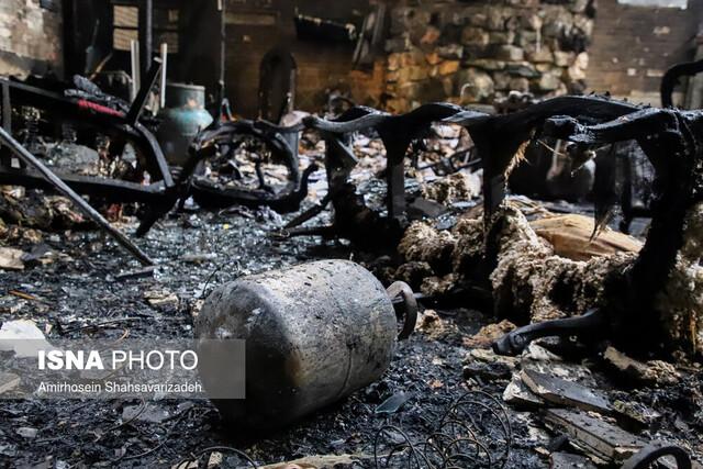 آخرین پیگیری ها از آتش سوزی سالن هادی حجازی فر