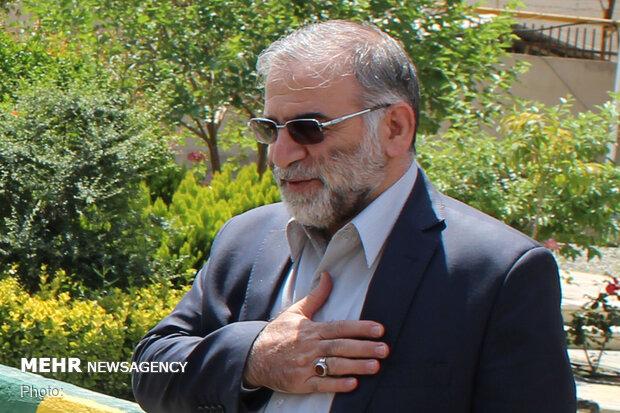 مجلس ختم مجازی شهید فخریزاده برگزار میشود