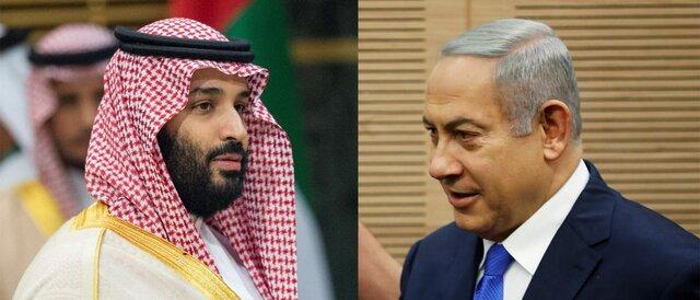 وال استریت ژورنال: بن سلمان از معامله با نتانیاهو منصرف شد