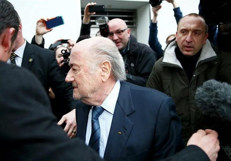 اتهام جدید دادستانی سوئیس علیه بلاتر و پلاتینی