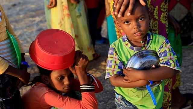 هشدار سازمان ملل درباره گرسنگی ۱۰۰ هزار آواره در تیگرای