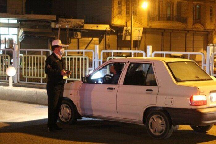 اعمال قانون بیش از 3 هزار راننده متخلف در اردبیل