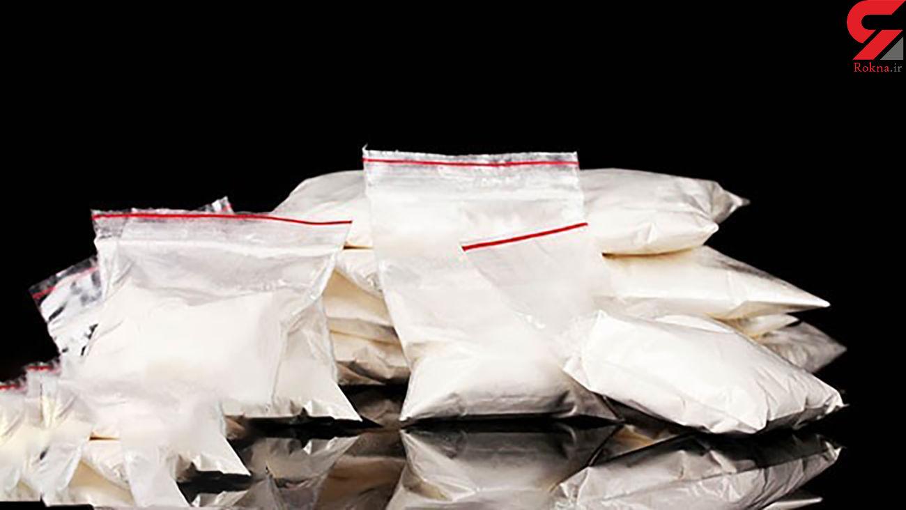 کشف هروئین در معده ۲ مسافر در کاشان