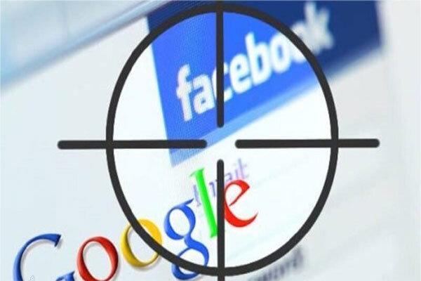 وضع قوانین جدید برای کنترل گوگل و فیسبوک در انگلیس
