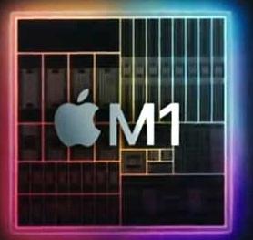 سربلندی اپل M1 در اجرای ویندوز 10