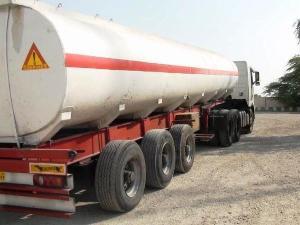 کشف ۲۵ هزار لیتر سوخت قاچاق در آزادراه کرج ـ قزوین