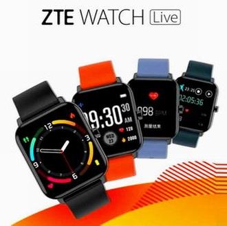 ساعت هوشمند ZTE Watch Live معرفی شد