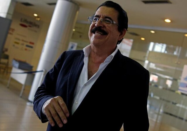رئیسجمهور هندوراس با یک چمدان پول در فرودگاه بازداشت شد