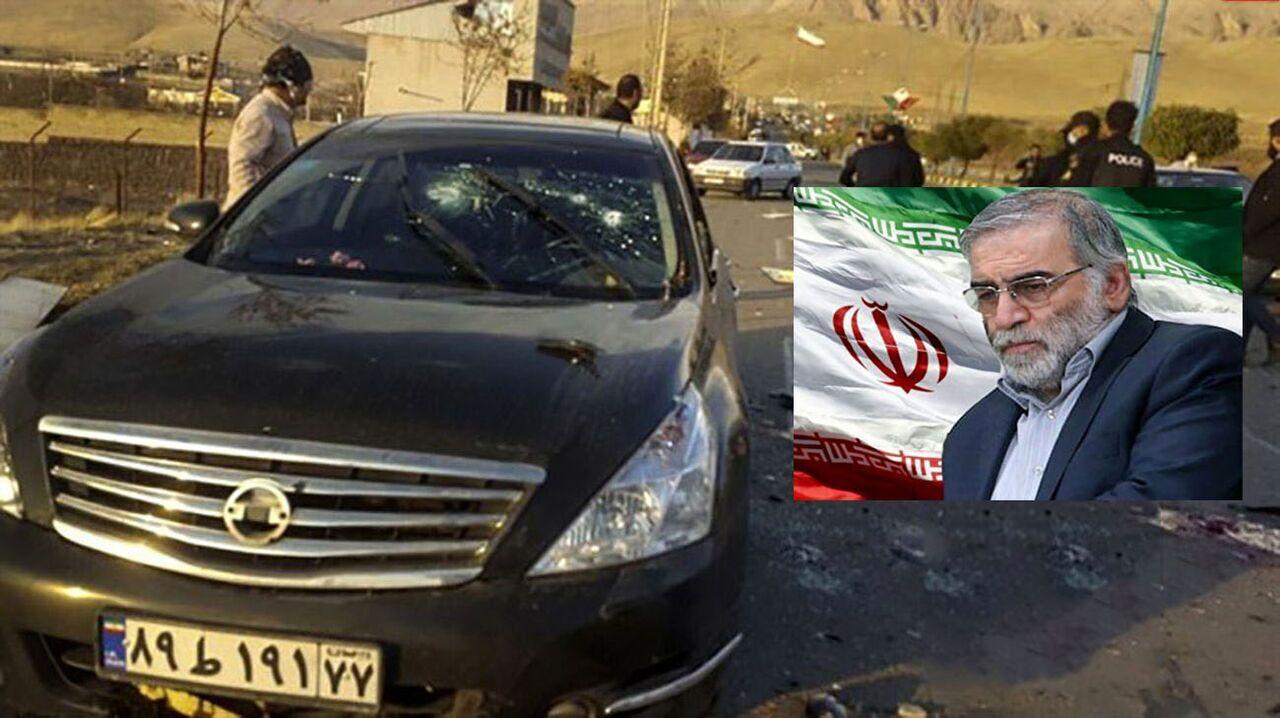واکنش معاون علمی ریاستجمهوری به شهادت شهید فخریزاده