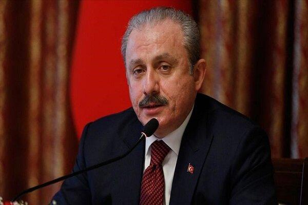 واکنش رئیس مجلس ترکیه به ترور فخری زاده