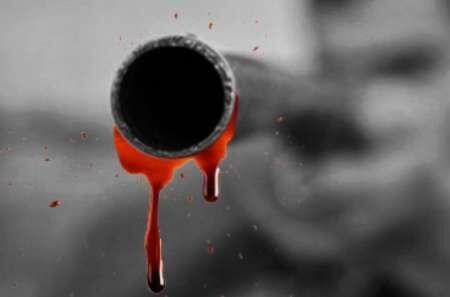 بازی کودکان با تفنگ شکاری در زنجان رنگ خون گرفت