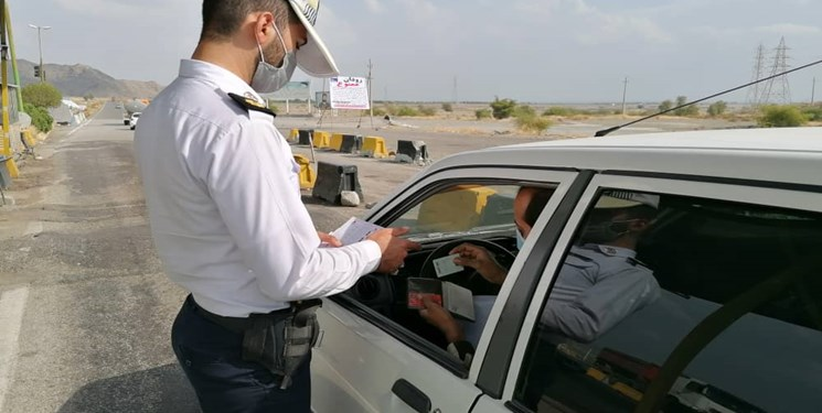 اعمال قانون 1000 دستگاه خودرو در یک هفته