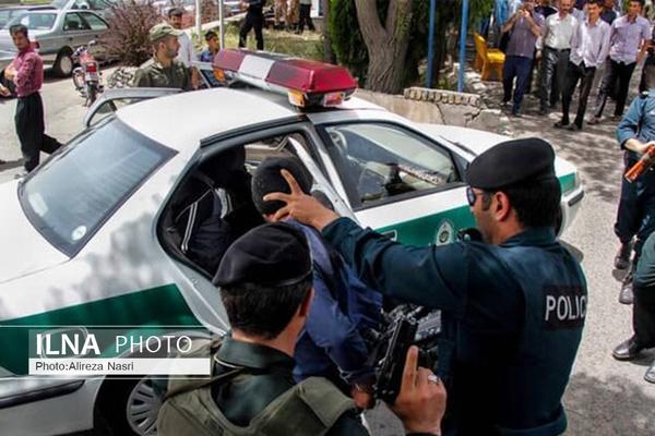 عامل توزیع اسکناس جعلی در بوئین زهرا به دام پلیس افتاد