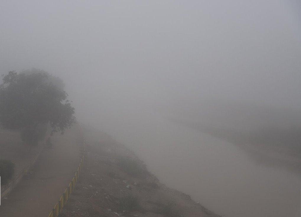 پیشبینی کاهش دما و مهگرفتگی در استان مرکزی