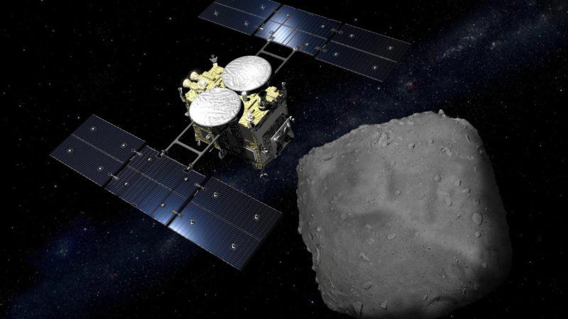فضاپیمای ژاپن به زودی نمونهای از سیارک «ریوگو» را در اختیار دانشمندان قرار میدهد