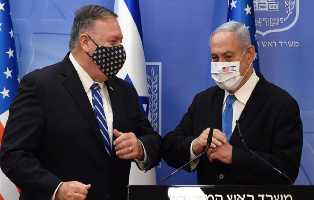 سی ان ان: نتانیاهو مانعی در مسیر دولت بایدن است