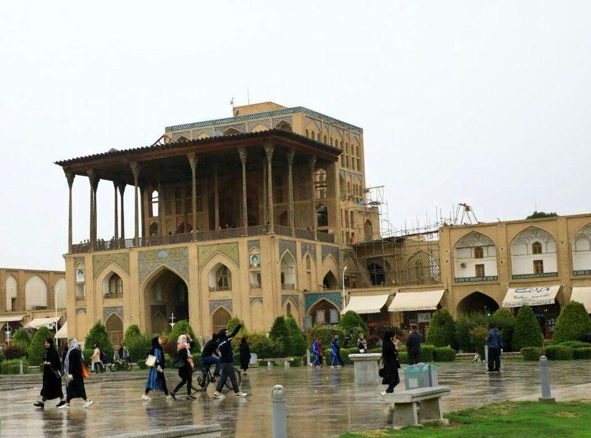 هوای اصفهان در شرایط پاک قرار گرفت