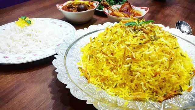 غذای اصلی/ شکر پلو؛ هنر بانوان شیرازی