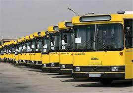 اتوبوسهای جدید به تهران میآیند