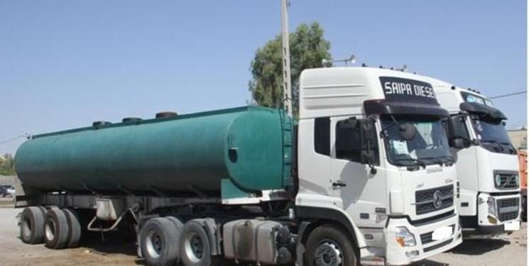 کشف 26 هزار لیتر گازوئیل قاچاق در خاش