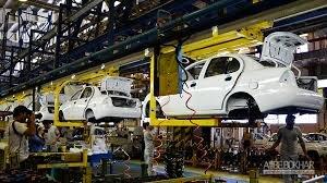 رشد ۱۰ درصدی تولیدات خودروسازان اصلی طی ۸ ماهه امسال