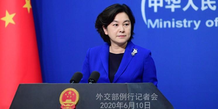 چین از انتشار تصویر نظامی استرالیایی دفاع کرد