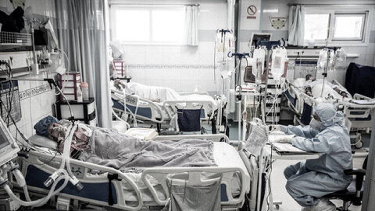 بستری ۴۱ بیمار جدید مبتلا به کرونا در مراکز درمانی کاشان