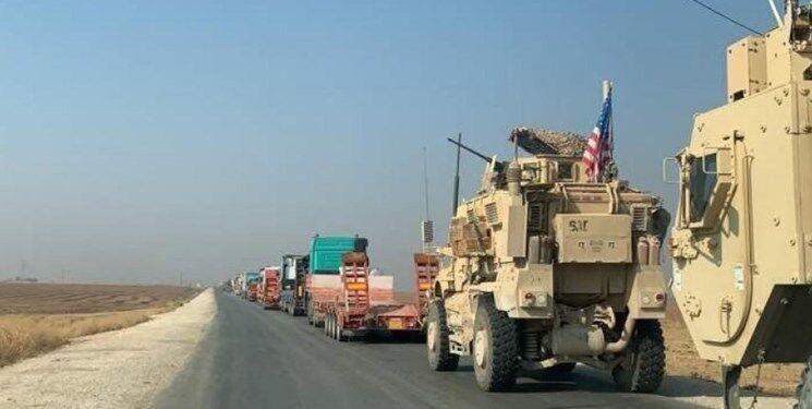 آمریکا تجهیزات نظامی جدید به شمال شرق سوریه ارسال کرد