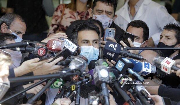 سکوت پزشک مارادونا شکست؛ «دیهگو» غیرقابل کنترل بود