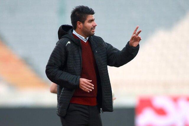 مهاجم ششدانگ، مشکل کل فوتبال ایران است