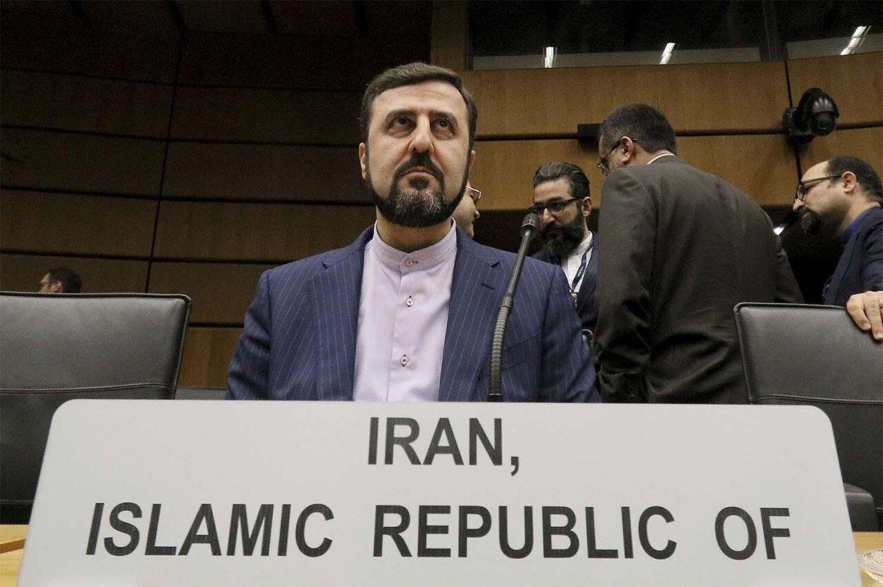 نامه ایران به مدیرکل دفتر سازمان ملل در وین درخصوص شهادت فخریزاده