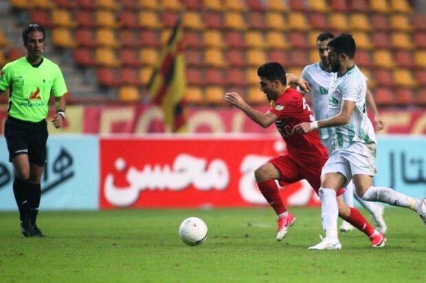 فولاد در خانه متوقف شد؛ تیمی تنها با ۲ بازیکن خوزستانی