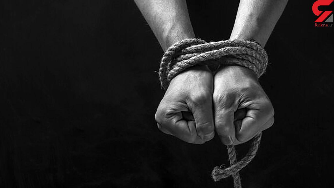 پاتک پلیس به دخمه آدم رباها در زاهدان