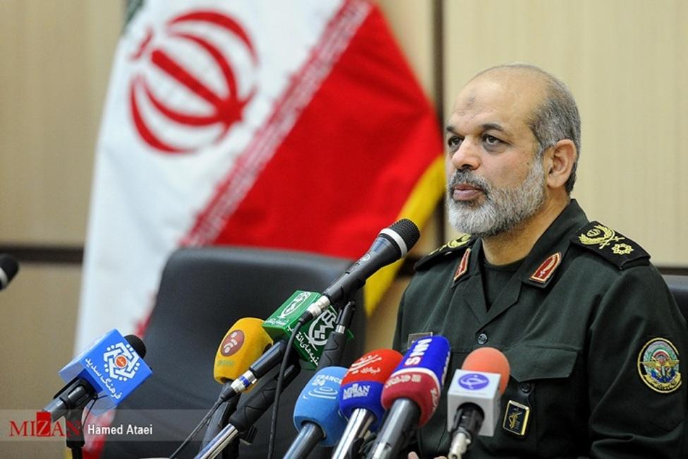 سردار وحیدی: رژیم صهیونیستی خواب نباید داشته باشد