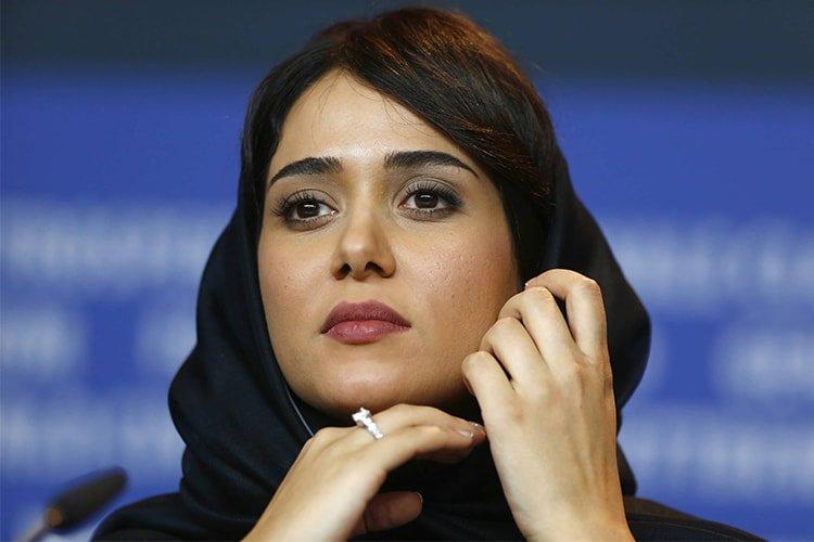 پریناز ایزدیار در سودای ستاره شدن در سینمای ایران