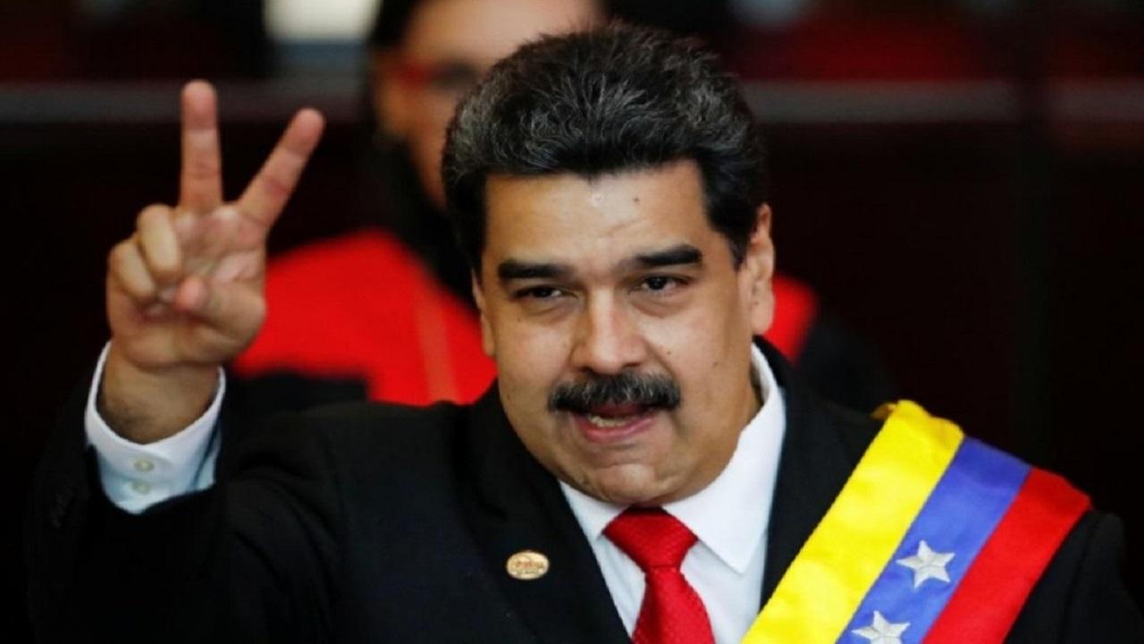 مادورو شماره تلفن خود را به مردم داد!
