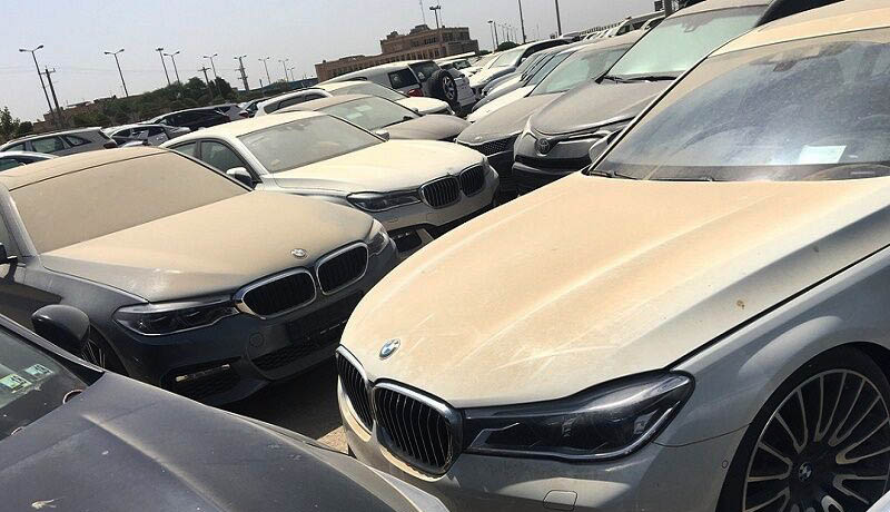 واردات مشروط خودرو جنبه تزیینی دارد